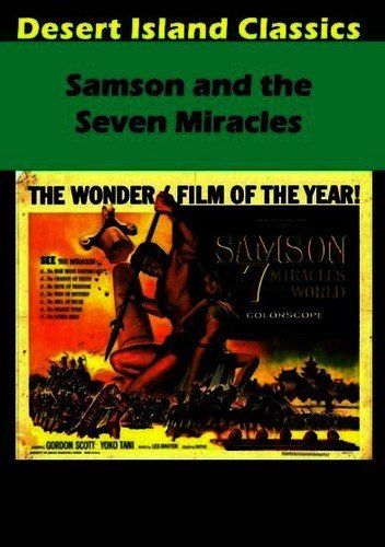 Samson and the Seven Miracles [Import italien]