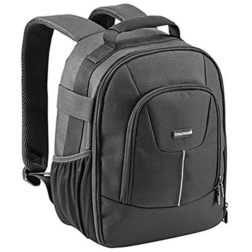 Cullmann Panama BackPack 200 Sac à dos bandoulière pour Equipement d'appareil photo réflex numérique 220 x 300 x 125 - Noir