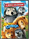 Alpha and Omega: 8 Movie Collection [DVD]