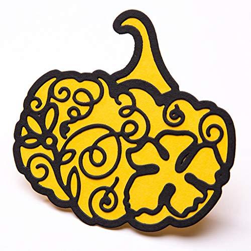 HROIJSL Halloween DIY Puzzle Messer Halloween Metall Stanzformen Prägeschablone Kartenalbum Scrapbooking DIY Punch