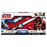 Star Wars 8 Sable Camino de la Fuerza, Multicolor (Hasbro C1412EU4)