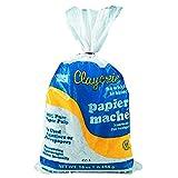AMACO Claycrete Papier Mache, 1 lb. Bag
