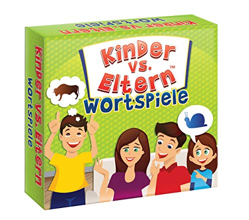 Brettspiele für Kinder Spielzeug für Familien Spaß Familienspiele Familienkartenspiel Partyspiel Brettspiel Kinder Vs. Eltern Vortspiele für Kinder 6+