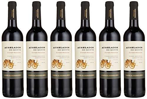 Atrelados do Monte - Privatauswahl Alentejo Rotwein 0,75l - 6 Flaschen