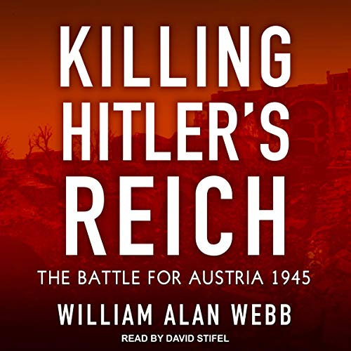 Killing Hitler's Reich audiobook cover art