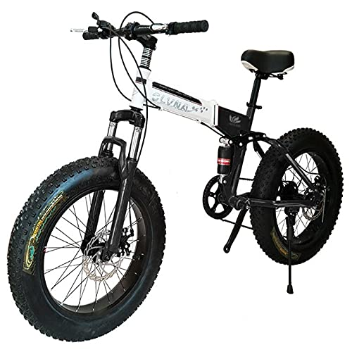 20-26 pulgadas rueda 7-30 velocidades de velocidad Snow Mountain Trail Trail Bicicleta, bicicletas de montaña Marco de acero alto de carbono Dual Suspensión completa Dual disco freno de freno trasero