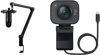 Blue Microphone マイク + ロジクール Webカメラセット [ BM400C + C980GR ]