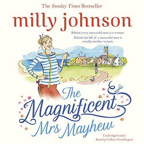 The Magnificent Mrs. Mayhew cover art