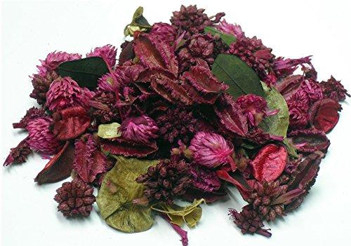 MERCAVIP Thermovip. Duftende Potpourri aus getrockneten Blumen Violett. Super Economy Format Beutel von 400 gr.