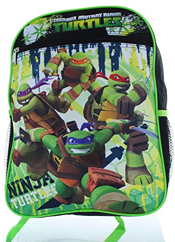 Teenage Mutant Ninja Turtles 15' Backpack