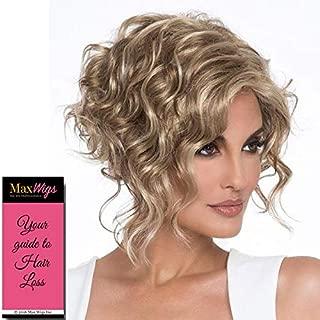 Kelsey Wig Color GINGER CREAM - Envy Wigs 11