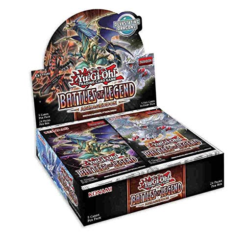 Yugioh Battles of Legend Armageddon Booster...