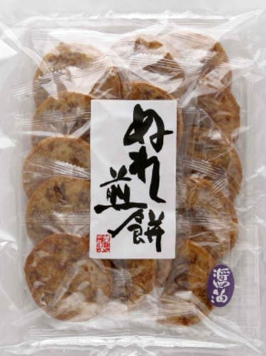 ひとくちぬれ煎餅(醤油)