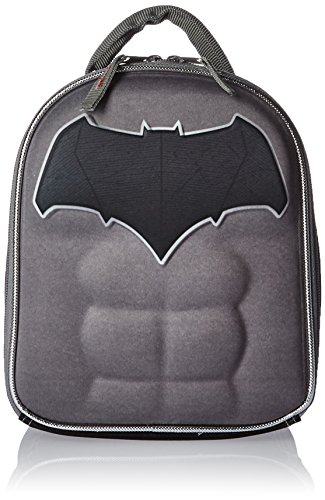 Lil' Diner DC Comics Batman Chest-Shaped Lunch Bag