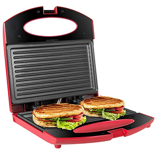OZAVO Sandwichera Grill
