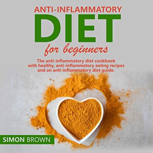 Anti-Inflammatory Diet for Beginners Titelbild