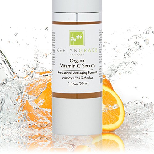 Vitamin C Serum for Face | Visibly Younger and Healthier Skin - 20% + Hyaluronic Acid, Vitamin E & Ferulic Acid | Anti-Aging, Anti-Wrinkle Spa Formula Helps Repair Sun Damage, Reduce Dark Spots