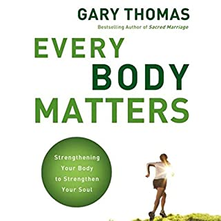 Every Body Matters audiobook cover art