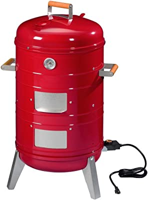 Southern Country 4-in-1 Dual Fuel Smoker and Grill