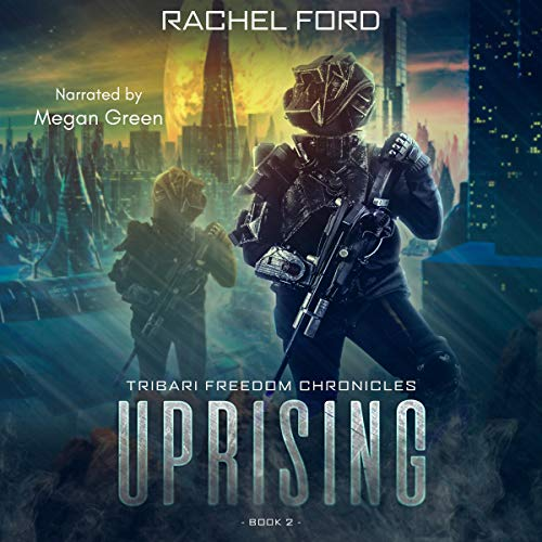 Uprising Audiobook By Rachel Ford cover art