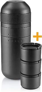 WACACO Minipresso Kit, accesorio para la máquina de café espresso portátil Minipresso GR
