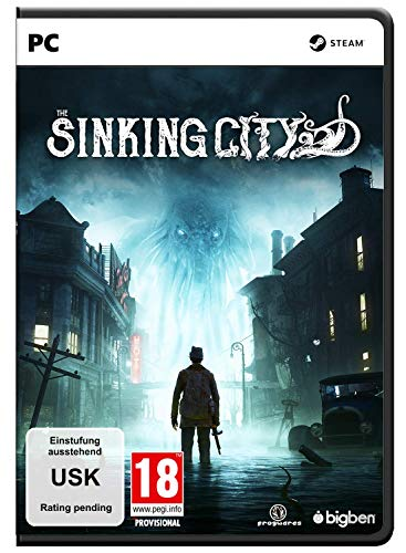 The Sinking City - Day One Edition [streng limitierte Auflage]