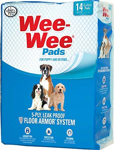 wee wee pads 150 pk box