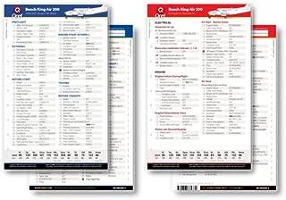 Cessna R182 Skylane RG Qref Checklist Card