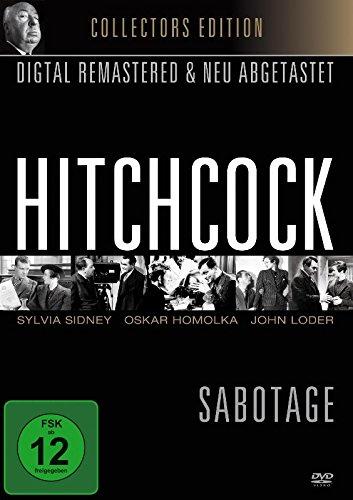 Alfred Hitchcock: Sabotage