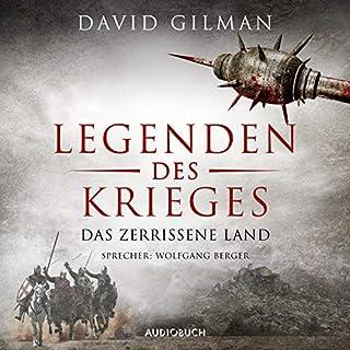 Legenden des Krieges: Das zerrissene Land Titelbild