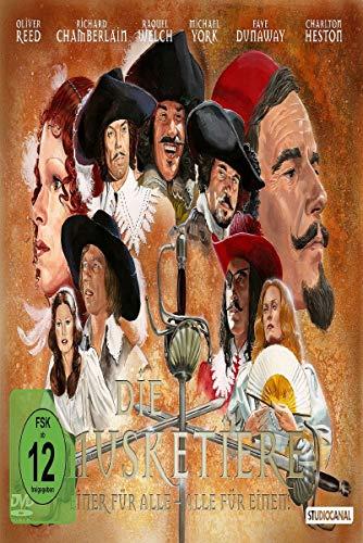 Die Musketiere - Einer für alle, alle für einen [2 DVDs]