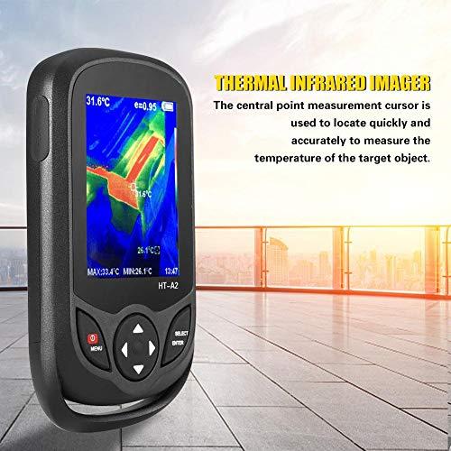 Caméra d'imagerie thermique imageur thermique infrarouge HT-A2 avec écran 3.2