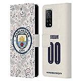 Head Case Designs sous Licence Officielle Manchester City Man City FC Coutume Personnalisé Third...