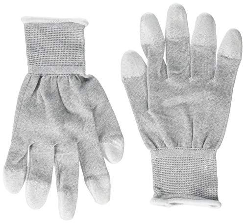 ミドリ安全 静電気拡散性手袋指先コートS 10双入 MCG601N-S