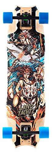 Longboard completo LANDYACHTZ Wolf Shark{2015}