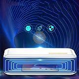 Hmyloz Multifunción UV Esterilizador Caja para Productos Belleza Lentes Billetera Toalla Gesto Joyería Isinfección