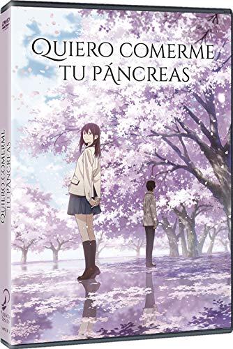 Quiero Comerme Tu Pancreas [DVD]