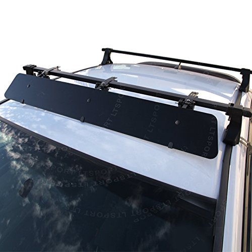LT Sport 42' Wide Wind Fairing for Roof Rack Top Cross Bar Noise Reducer