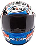Suomy - Casco Sr-Sport Dovizioso GP, réplica Ducati, gráfica, XS