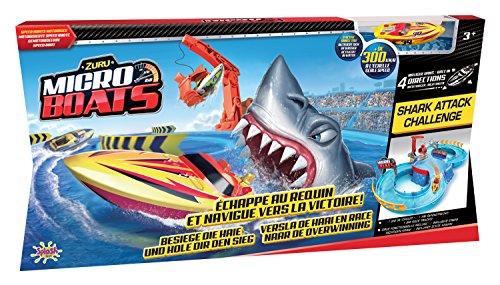 Splash Toys - 31361 - Playset - Micro Boat - Circuit aquatique pour mini bateaux robots