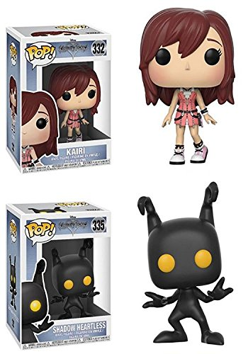Funko POP! Disney: Disney Kingdom Hearts: Kairi + Shadow Heartless