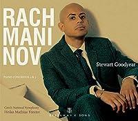 Rachmaninov: Piano Concertos Nos. 2 & 3 by Stewart Goodyear