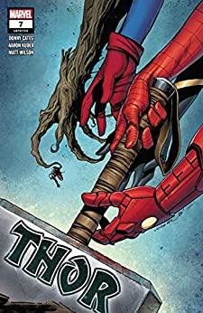 Thor (2020-) #7 by [Donny Cates, Olivier Coipel, Aaron Kuder]