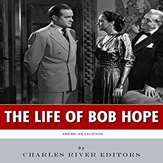 American Legends: The Life of Bob Hope audiobook cover art