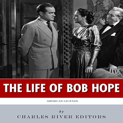 American Legends: The Life of Bob Hope cover art