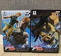 ジョジョの奇妙な冒険 DXF THE RIVAL vs1 オールスターバトルDio ディオ、ザ・ワールド2体セット/検 超像可動 空条承太郎 スタープラチナ