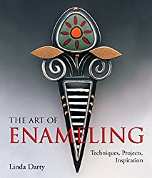 "Image of Book ""The Art of Enameling"" by Linda Darty"