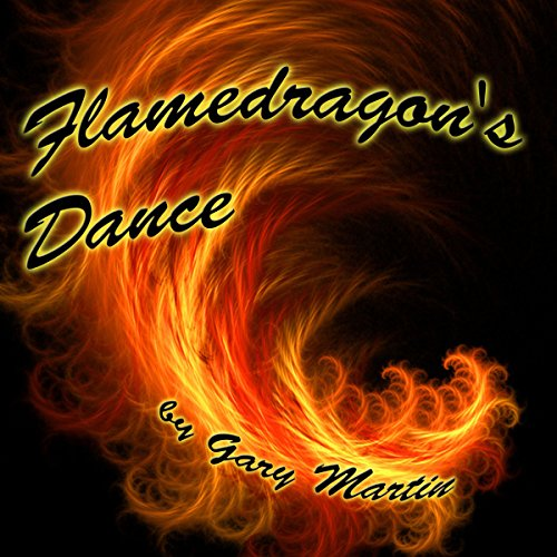 Flamedragon's Dance audiobook cover art