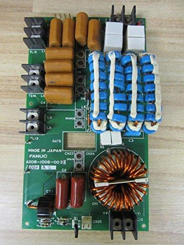 Fanuc A20B-1006-0030/02A Laser Power Supply Board A20B10060030