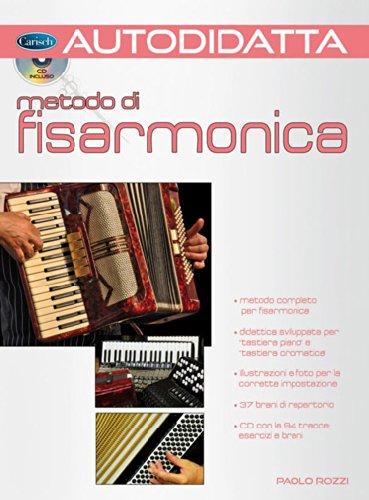 Autodidatta fisarmonica. Con CD-Audio